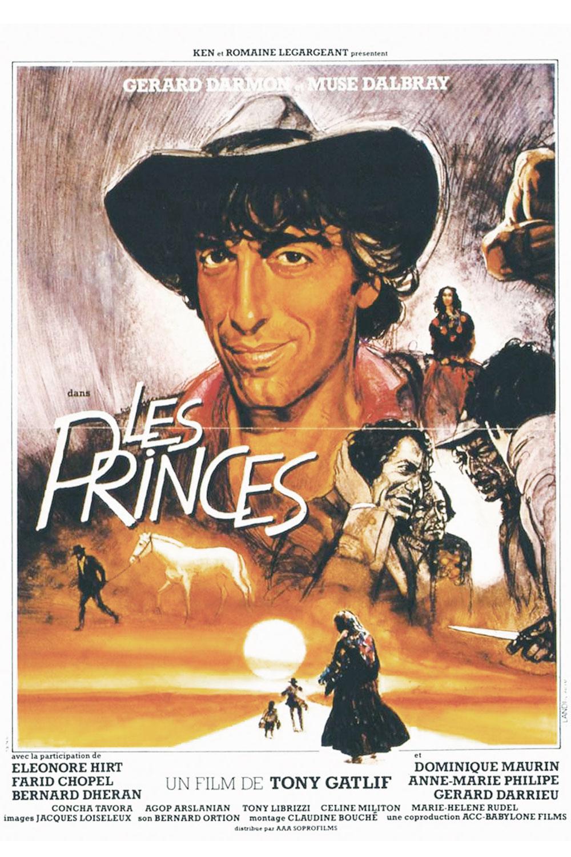 Affiche « Les Princes » de Toni Gatlif.