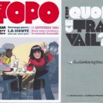 TOPO le magazine de l'actu dessinée pour les moins de 20 ans s'intéresse à l'audiodescription.